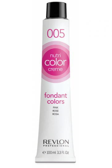 Revlon Nutri Color Creme Fondant Pink 005 100 ml