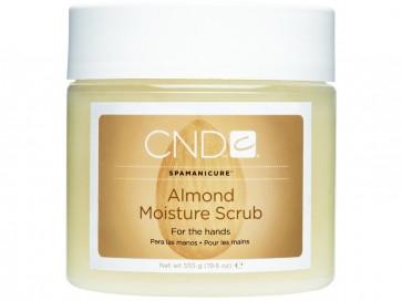 CND Almond Moisture Scrub 496 g