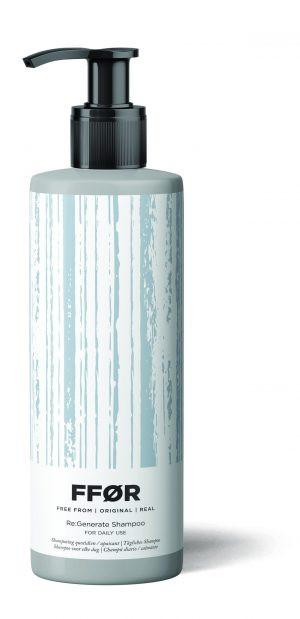 FFØR Generate Daily use Shampoo 1000 ml