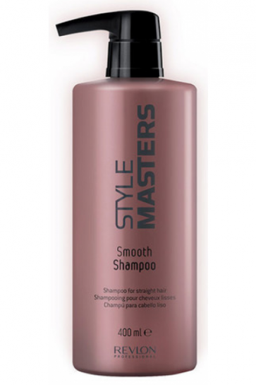 Revlon Style Masters Smooth Shampoo 400 ml
