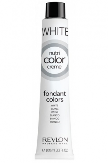 Revlon Nutri Color Creme Fondant White Cream 000 100 ml