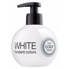 Revlon Nutri Color Creme Fondant White Cream 000 250 ml