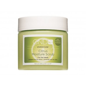 CND Citrus Moisture Scrub 445 g