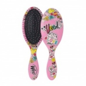Wet Brush Original Detangler Disney Peace Love Mickey
