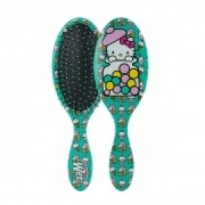 Wet Brush Original Detangler Hello Kitty Candy Jar Blue