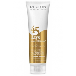 Revlon 2in1 Shampoo & Conditioner for Golden Blondes 275 ml