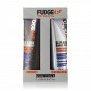 Fudge Clean Blonde Damage Rewind Violet Duo