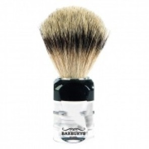 Barburys Light Shaving Brush Crystal