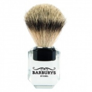 Barburys Light Shaving Brush Quartz