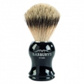 Barburys Light Shaving Brush Silhouette