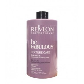 Revlon Be Fabulous Texture Care C.R.E.A.M. Curl Defining Conditioner 750 ml