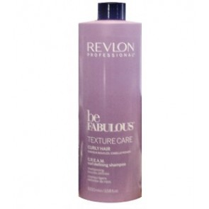 Revlon Be Fabulous Texture Care C.R.E.A.M. Curl Defining Shampoo 1000 ml