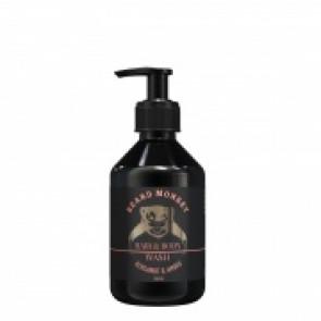Beard Monkey Hair & Body Bergamot & Amber 250 ml