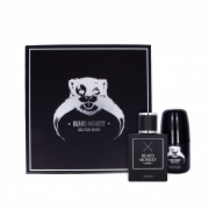 Beard Monkey X-mas Silver Rain