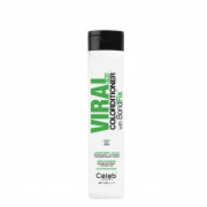 Celeb Luxury Viral Vivid Hybrid Colorditioner Green 244 ml