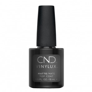 CND Vinylux Matte Top Coat 15 ml