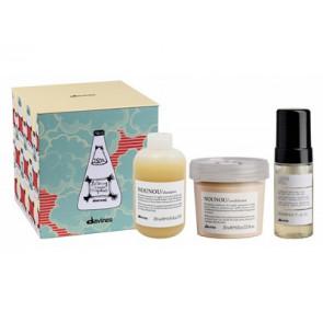 Davines Nounou & Liquid Spell Julebox