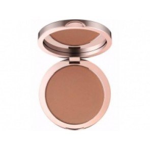 delilah Sunset Compact Matte Bronzer Dark Medium 11 g