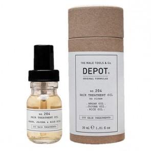 Depot No. 204 Hair Treatment Oil 30 ml