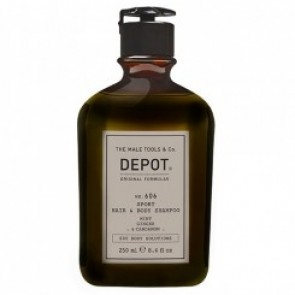 Depot No. 606 Sport Hair & Body Shampoo 250 ml