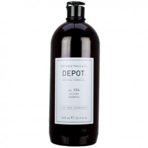 Depot No. 104 Silver Shampoo 1000 ml