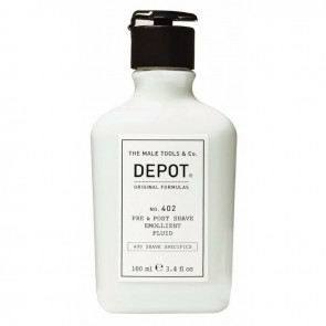 Depot No. 402 Pre & Post Shave Emollient Fluid 100 ml