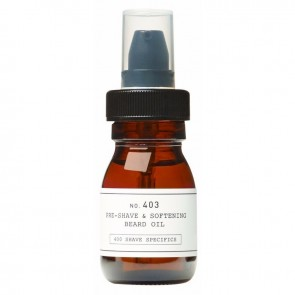 Depot No. 403 Pre-Shave & Softening Beard Oil 30 ml