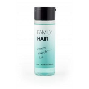FamilyHair Hair & Body Shampoo 200 ml