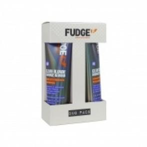 Fudge Clean Blonde Damage Rewind Violet Duo 2x Shampoo 250 ml