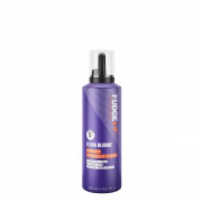 Fudge Clean Blonde Violet Xpander Foam 200 ml