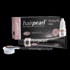 Hair Pearl Trial Kit Deep Black