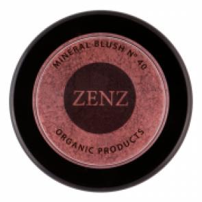 Zenz Mineral Blush No 40 Sweet Rosalie 6 g