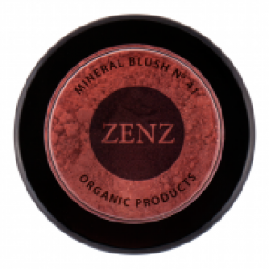 Zenz Mineral Blush No 41 Deep Olivia 6 g
