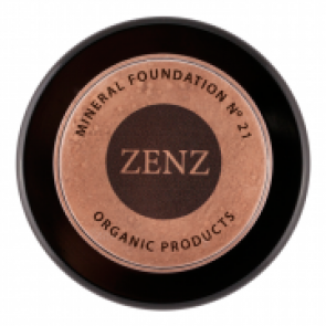 Zenz Mineral Foundation No 21 Pure Lily 7 g