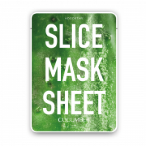 Kocostar Slice Mask Sheet Cucumber 20 ml