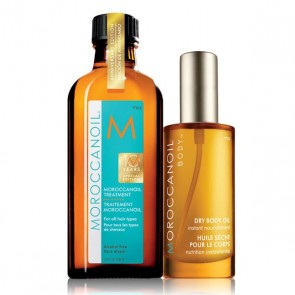 Moroccanoil Head To Toe Set Light