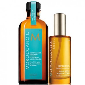Moroccanoil Head To Toe Set Original