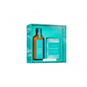 Moroccanoil Cleanse & Style Duo Regular