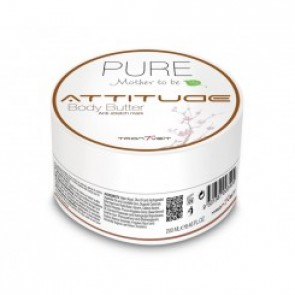 Trontveit Pure Mother To Be Attitude Body Butter - Anti-Stratch Mask 200 ml