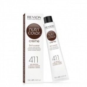 Revlon Nutri Color Creme Brown 411 100 ml