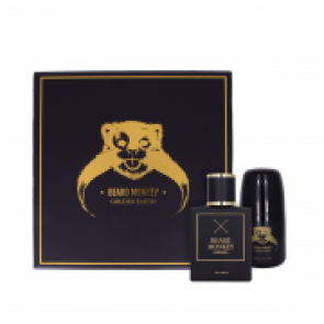 Beard Monkey X-mas Golden Earth