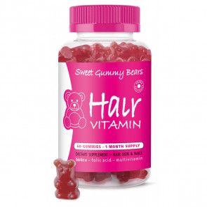 Sweet Gummy Bears Vitaminer 3 x 60 stk