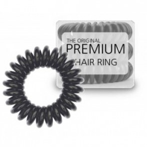 Original Hair Ring Sort 3 Stk