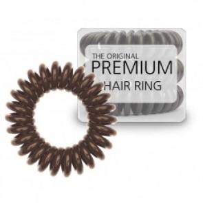 Original Hair Ring Brun 3 Stk