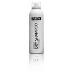 Vision Brown Dry Shampoo 200 ml
