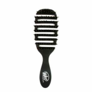 Wet Brush Pro Flex Dry Shine Enhancer Black
